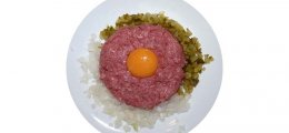 Recepta de steak tartar